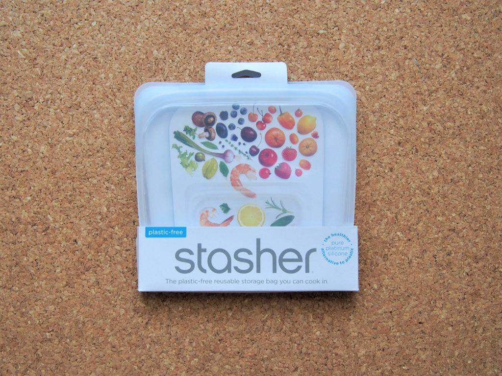 stasher (スタッシャー)のパッケージ