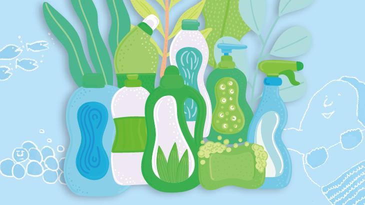 エシカル、ここから Vol.3 – 地球や人に優しい洗剤の選び方