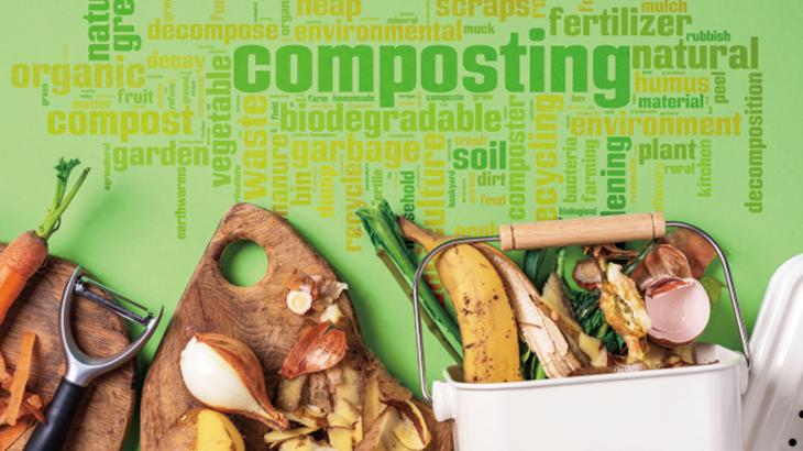土に恵まれた方へ、生ゴミ処理だけじゃない!『コンポスト』